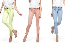 Style: Jeans / A girl's best friend is her jeans. / by Chic Galleria