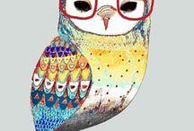 Little Owl Big Bedroom! / by Emma Green