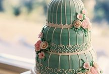 Cakes / by Nila Pudwill