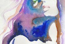 Art & Paintings / by Veronica Olah