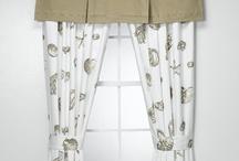 Beach curtains  / by April Saxton Baker