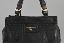 HANDBAGS, TOTES, BACKPACKS, AND LUGGAGE... / by Jacquelyn Bailey