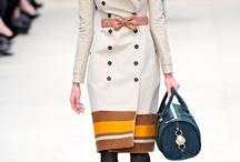 burberry prorsum Fall 2012 / by Fashion-isha