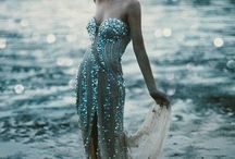 Beach Dresses / Beach weddings require your attire to be laid-back and simple yet exotic and beautiful.  / by WeddingDresses.com