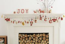 Fireplace  / by Ashley McMann