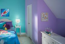 Little Mermaid Girls Room / by Stephanie Mackey