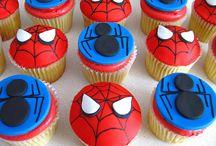 Cupcakes for boys / by Mala Cukierenka