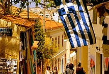 Athens The City I Live / by Evridiki Gavalaki