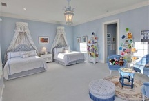 Nurseries & Children's Bedrooms / by Wolfe Design House