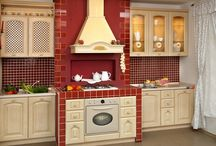Catch-A-Kitchen / Gathering up awesome kitchen layouts, space saving ideas, and gadgets galore! / by FavoriteRecipesPress .