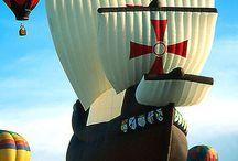 Hot Air Balloons / by Sandra Hozey