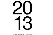 New Year 2013 / by Karen Kiehle