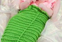 Crochet - Baby / by Angela Bergeron