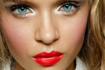 Beauty, make-up and hair / by Christy Gray Aviles