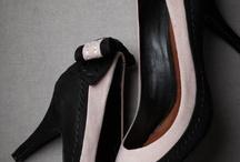 clothes/shoes / by Teresa Hargis