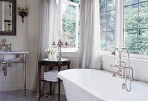 Home-Bathrooms / by Elizabeth Shayne