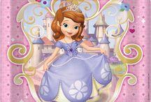 Princess Sofia birthday party / by christina garza