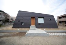 Japanese Houses / by Matthew Plumstead
