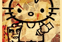 Hello Kitty / by Angry Julie Monday