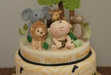 cakes for children / by Moni Rokach