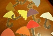U - Umbrella / by Sarah Sterling