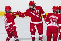 Badger Women's Hockey / Official news, photos and videos of University of Wisconsin Women's Hockey / by Wisconsin Athletics