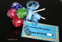 30th birthdays / by Andrea Dowler