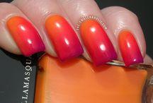 Make me up / Makeup & nail polish inspiration / by Tara Nixon Cox