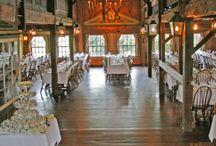 Banquet Rooms / by Salem Cross Inn