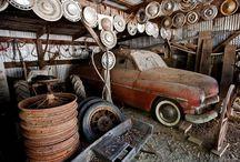 garage / by Yann Marcou