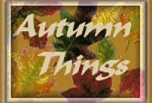 Autumn Splash / Autumn is my very favorite time of year ... Hands down! I love the weather .... I love the colors ..... I love Autumn holidays! Autumn is full of the late summer flowers, and the changing leafy foliage of the trees. What other time of year can you get so much color at one time??!! I also love the cooler weather comfort foods, and wrapping up in a blanket with a good book! / by Kim Schnizlein