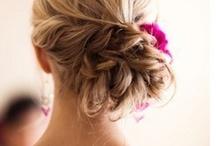 hair do's / by Stephanie Kreese