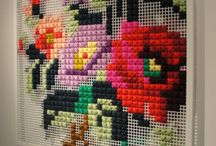 Cross Stitch Love / by Cintia MyPoppet