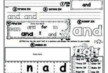 Kindergarten / by Angie Adams