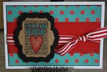 Handmade cards / by Bev Epstein