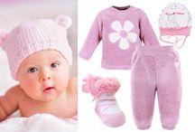 Одежда для новорожденных / Модная одежда для самых маленьких. / by МД Мода