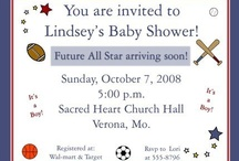 Baby shower ideas / by Veronica Garcia
