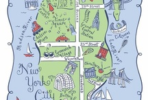 Map-a-licious / by Mary Beth Burrell