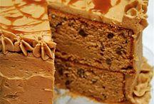 cakes pies cookies / by Vera Davis Crocker