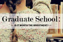 Grad School / by LU Career Center