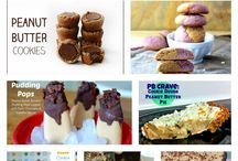 Best of Bloggers' PB Crave Recipes / Need some inspiration for your PB Crave?  Check out these amazing recipes from some of the Best of Bloggers!  / by PB Crave