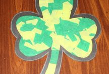 St. Patrick's Day / Are you feeling lucky? / by Aleah