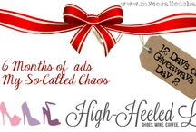Blog Loves / by Aubrey @ High-Heeled Love