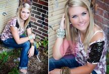 Senior/Teenage Photography / by Haley Davis Ryland