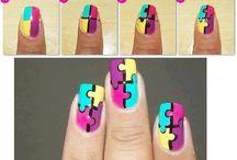 Nail ideas / by Wendy Schumacher