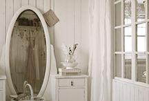 Decor ~ White Room Inspirations! / by Kathleen Brennan