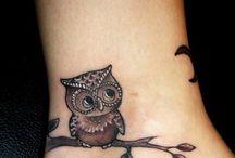 Tattoos / by Myranda Feltes
