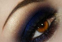 smokey eye/makeup inspiration  / by Dulce Camacho