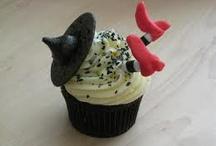 cupcakes-cakes-cookies / by Ana Ayala