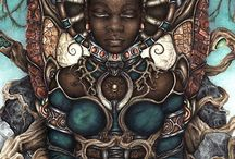 The Black Arts / A look into the artistic world of the African Diaspora.  / by Ta'Quan Cave